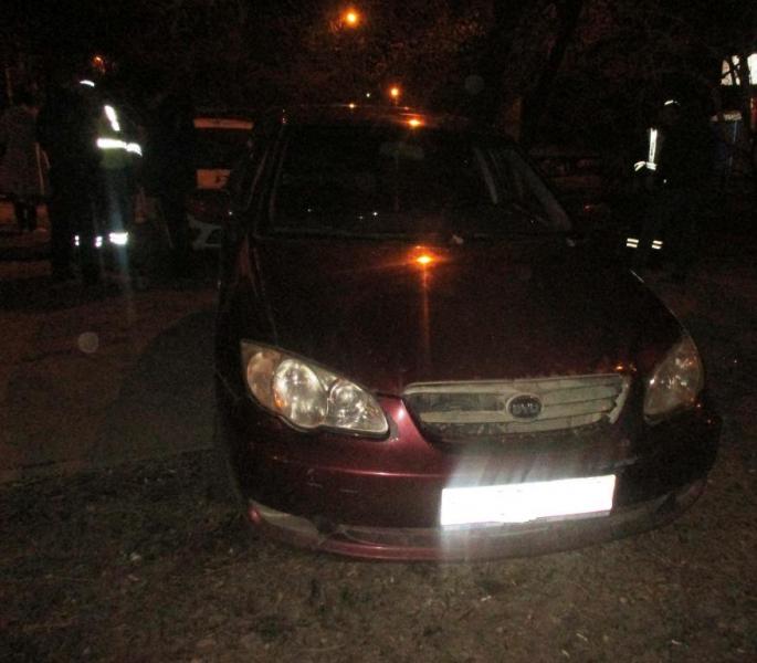 Пьяный тольяттинец, испугавшийся коронавируса, похитил машину у отца