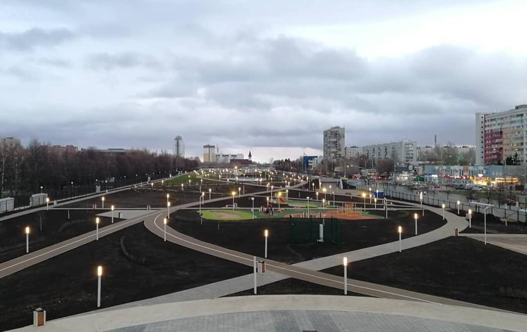 В Тольятти перенесли открытие нового сквера на Революционной