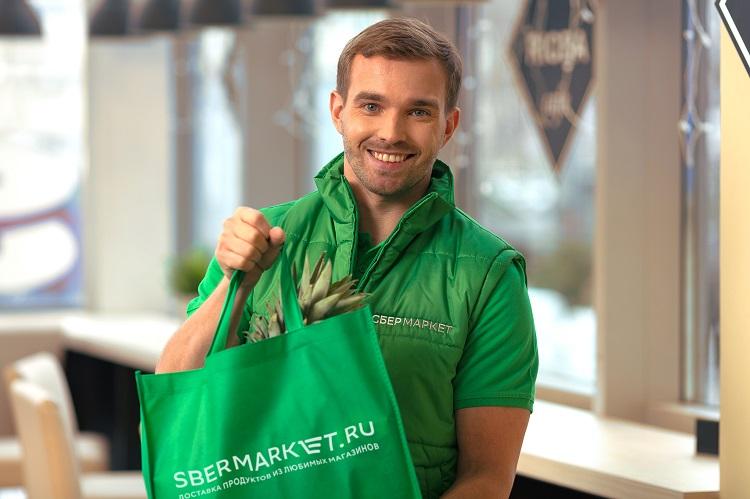 В Тольятти начал работу популярный сервис доставки продуктов СберМаркет