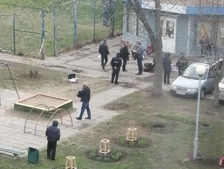 В Тольятти рядом с магазином застрелили мужчину