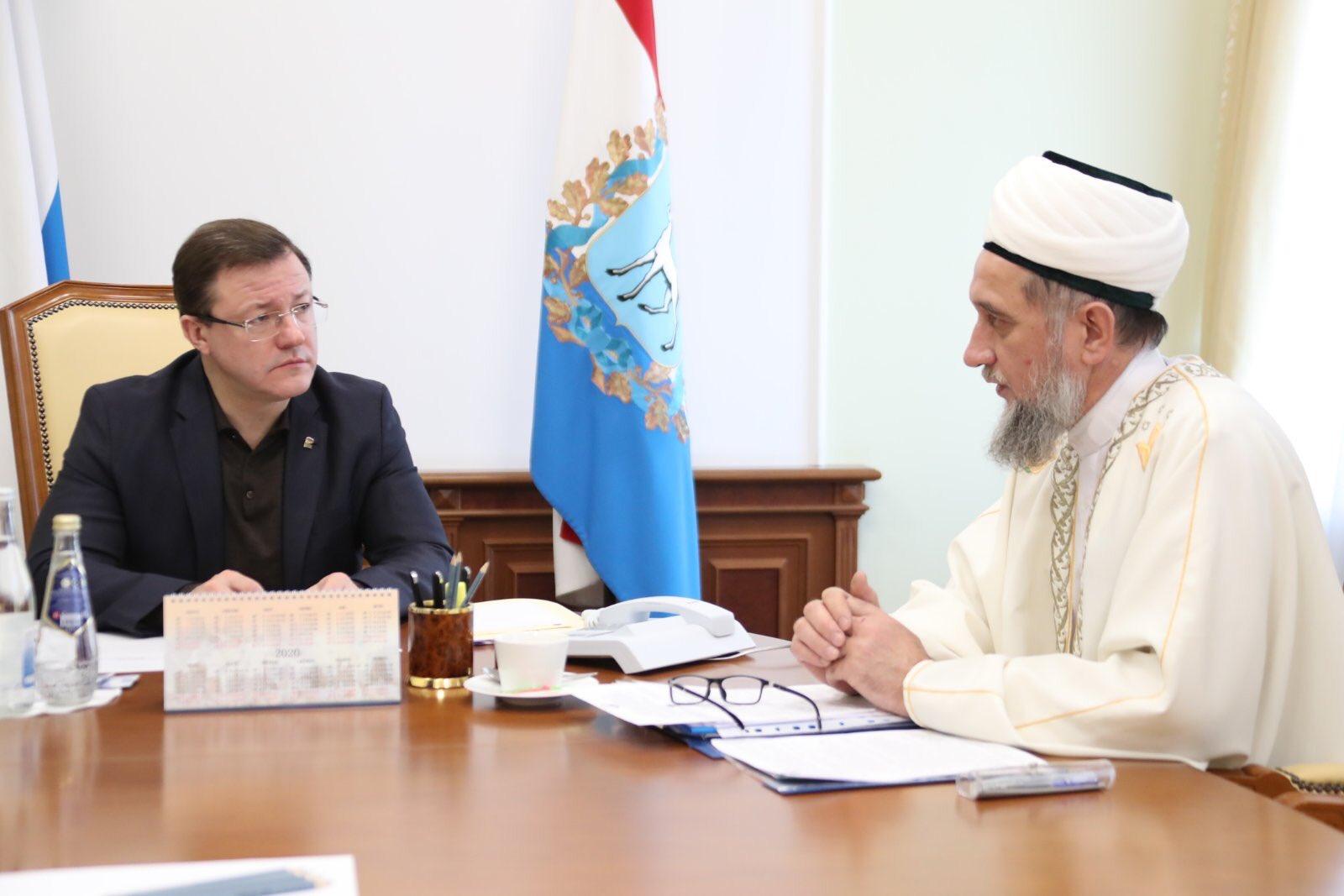 В мечетях Самарской области приостановлены коллективные намазы