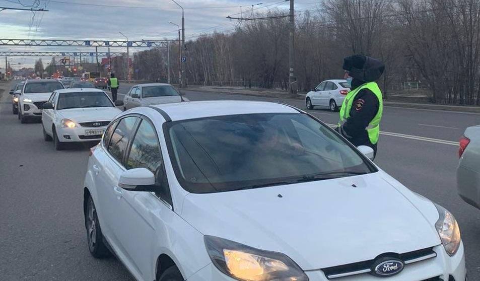 В Тольятти патрули ДПС проверяют у водителей цель поездки