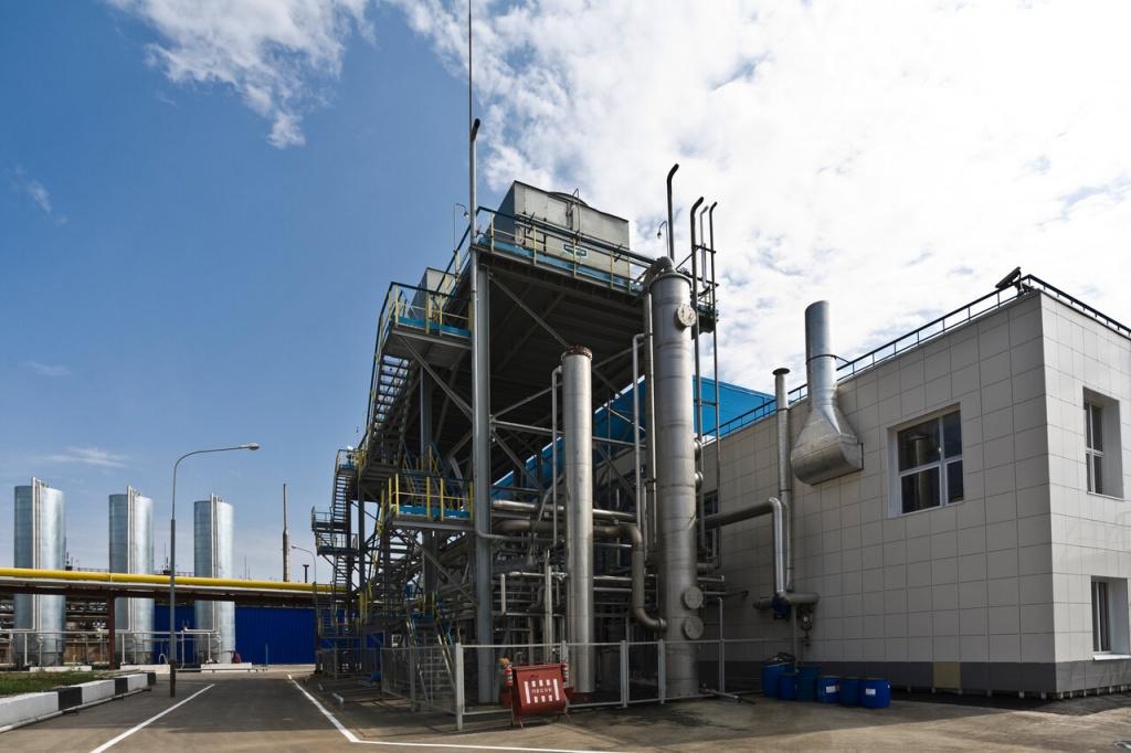 В Тольятти наказали предприятие, допустившее выброс аммиака