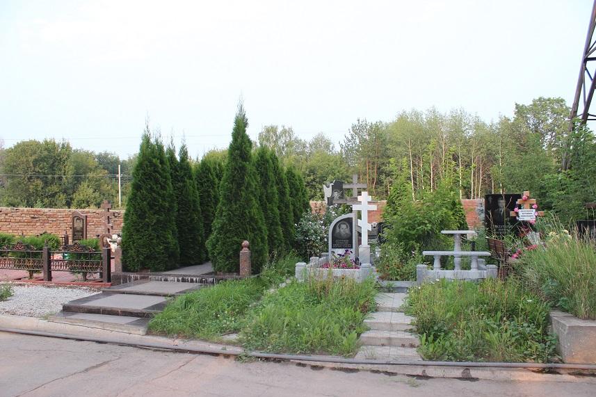 В Тольятти ввели полный запрет на посещение кладбищ