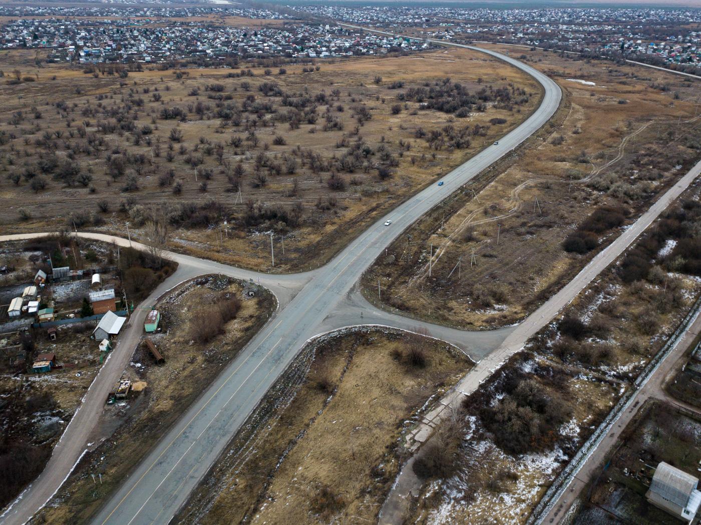 Отремонтированную трассу под Тольятти начнут содержать по контракту жизненного цикла