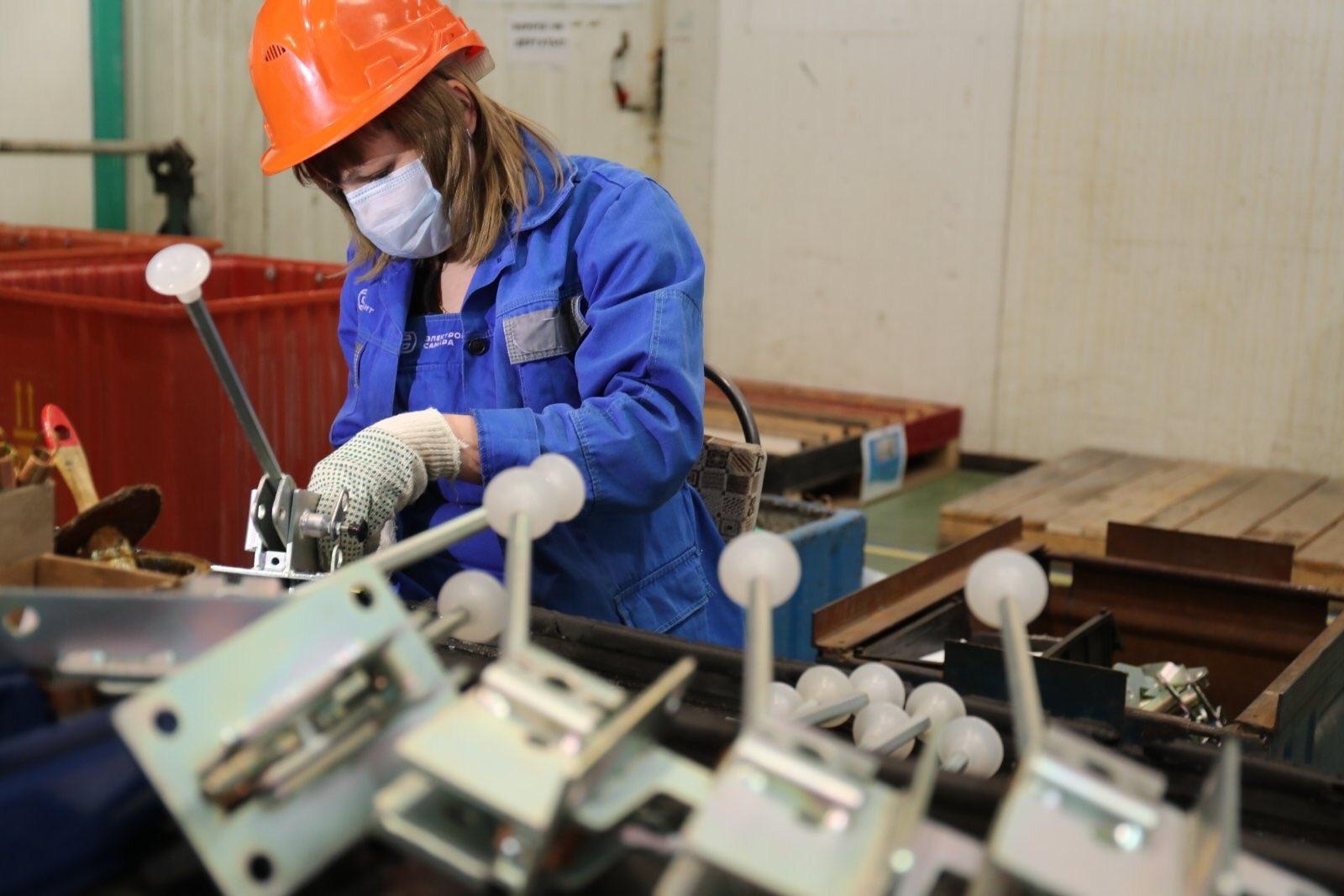 В Самарской области увеличили список предприятий, которые смогут работать с 13 апреля