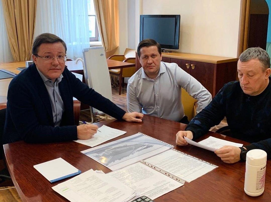Назначен исполняющий обязанности главы минздрава Самарской области