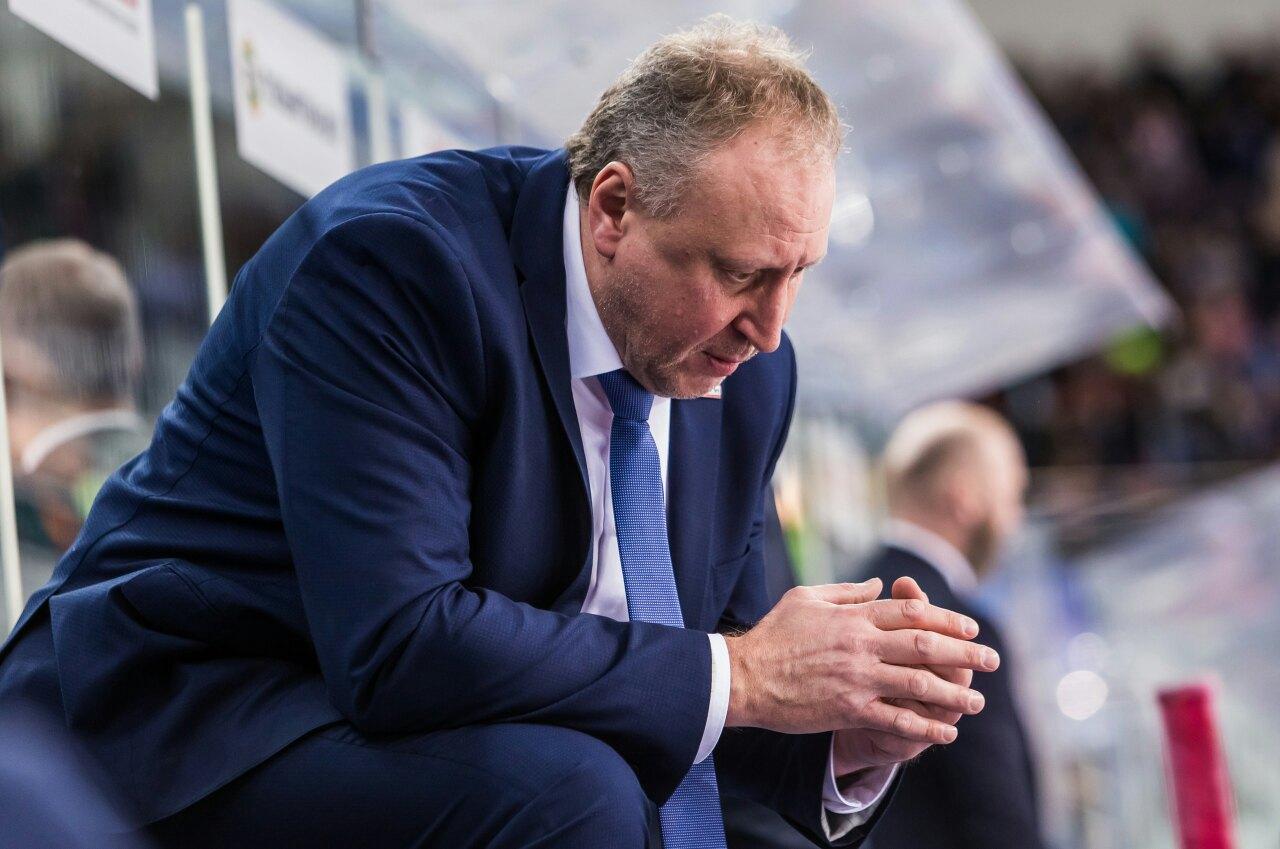 Назначен новый главный тренер хоккейной «Лады»