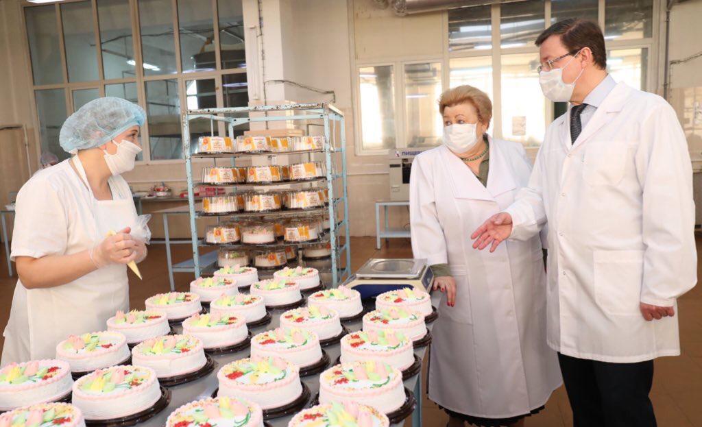 Дмитрий Азаров: «БКК показывает пример того, как обеспечивать безопасность персонала и потребителей в особых условиях»