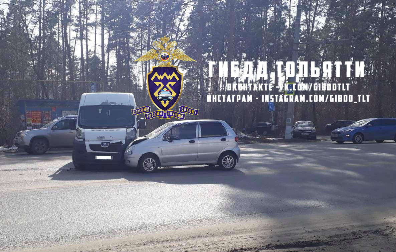 Потребовались врачи: На дорогах Тольятти пострадали дети