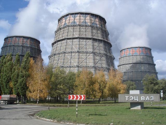 В обновление ТЭЦ ВАЗа вложили 167 млн рублей