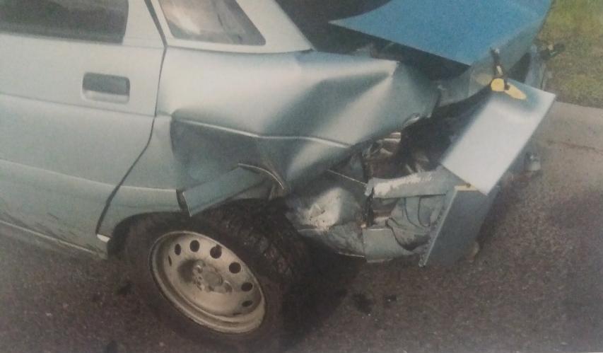 В Тольятти водитель пострадал в аварии с «Ладами»
