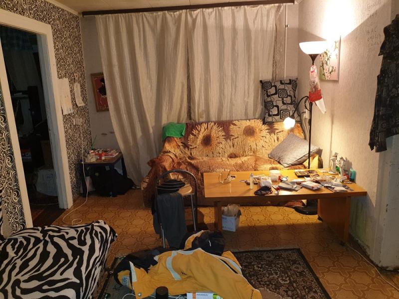 Тольяттинец устроил в своей квартире наркопритон