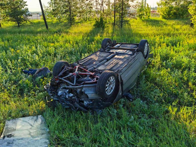 Два человека погибли в лобовом столкновении машин под Тольятти