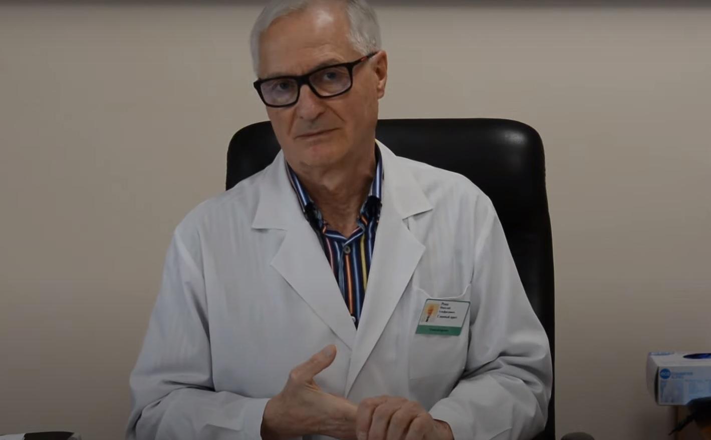 Маски, возраст, работа врачей: Николай Ренц ответил на важные вопросы о коронавирусе