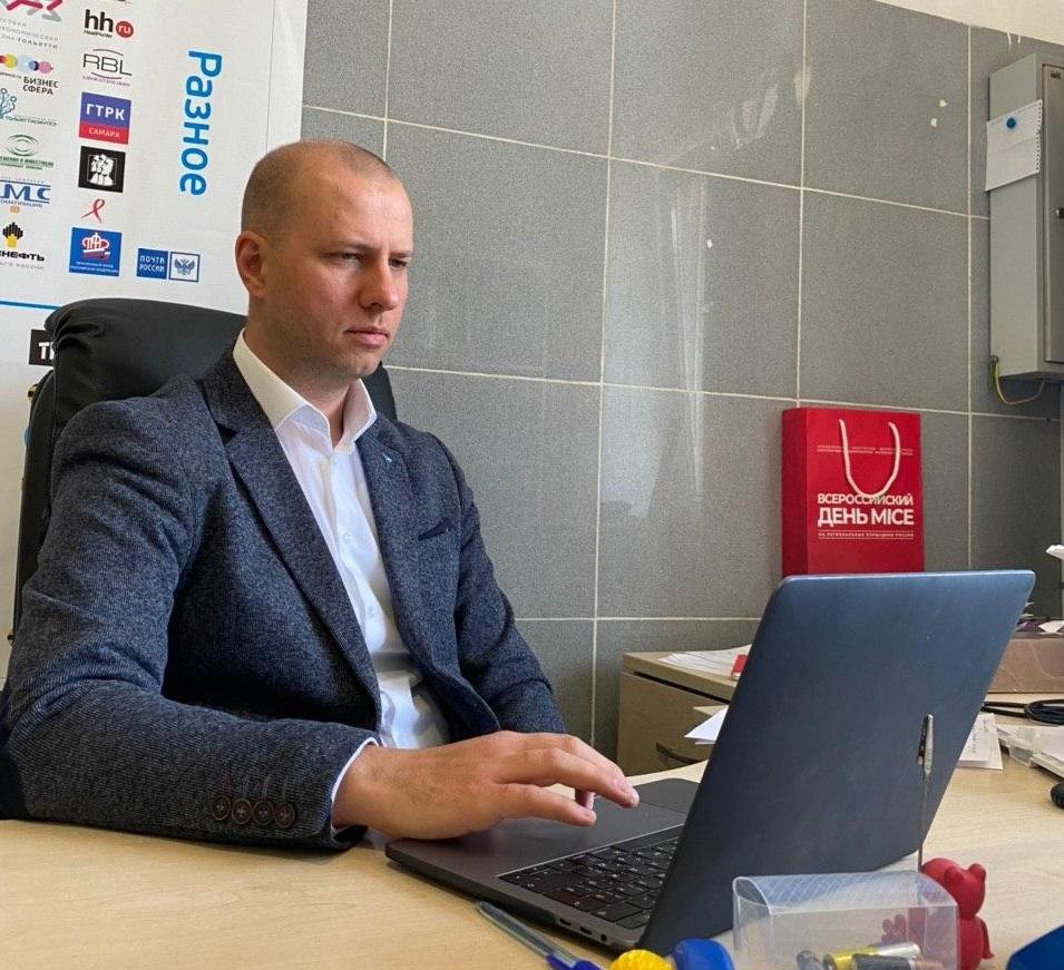 В Самарской области стартовала Неделя предпринимательства