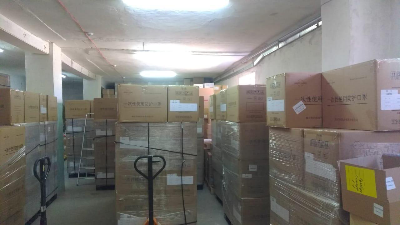В Самарскую область доставили ещё один миллион масок