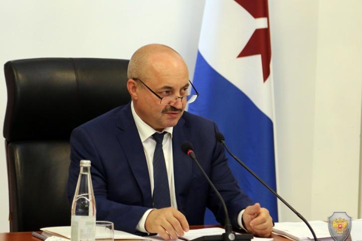 Назван новый начальник УФСБ в Самарской области
