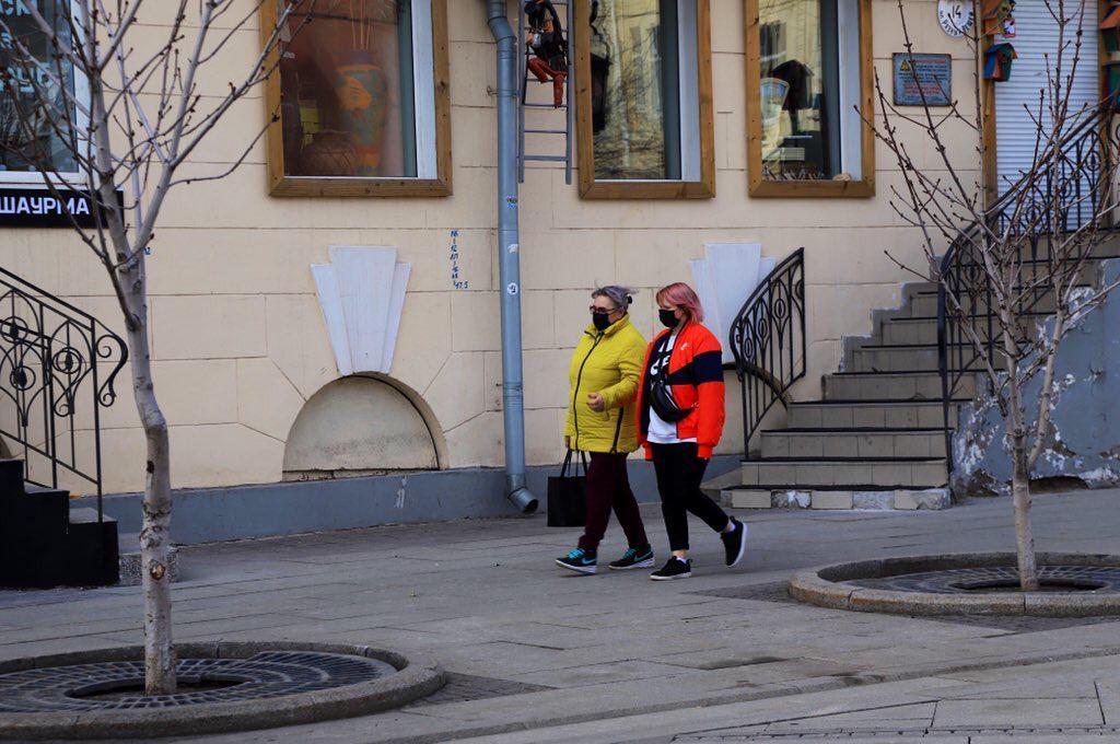 В нескольких муниципалитетах Самарской области ослабили режим ограничений
