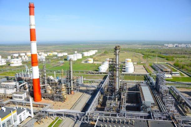 В Самарской области начали производить высокоэкологичное судовое топливо