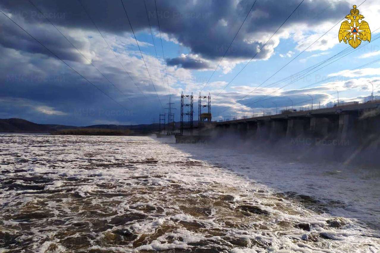 В Самарской области ожидается повышение уровня воды в Волге