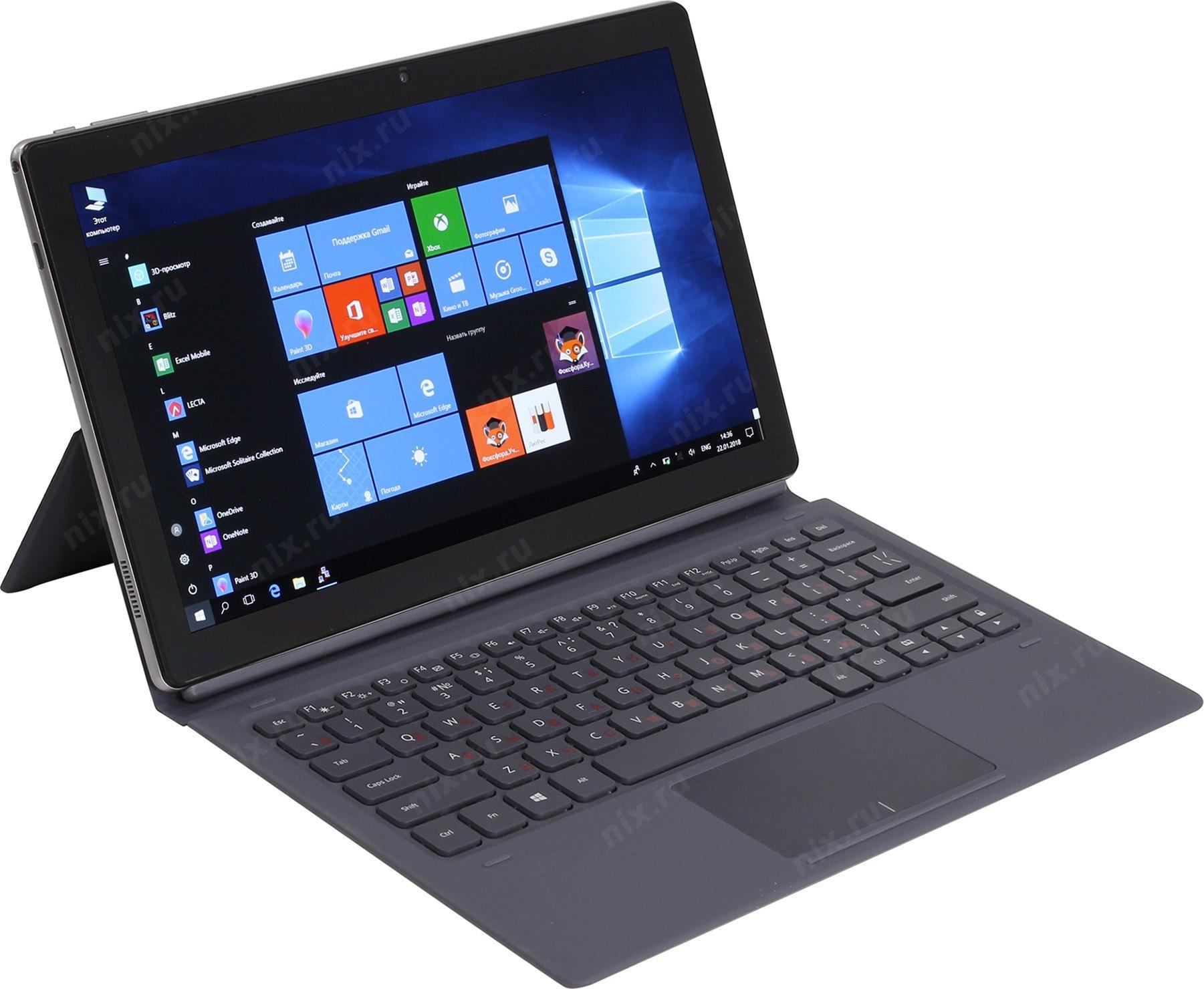 Наш ответ Китаю: Irbis TW118 — функциональный бизнес-планшет на Windows 10