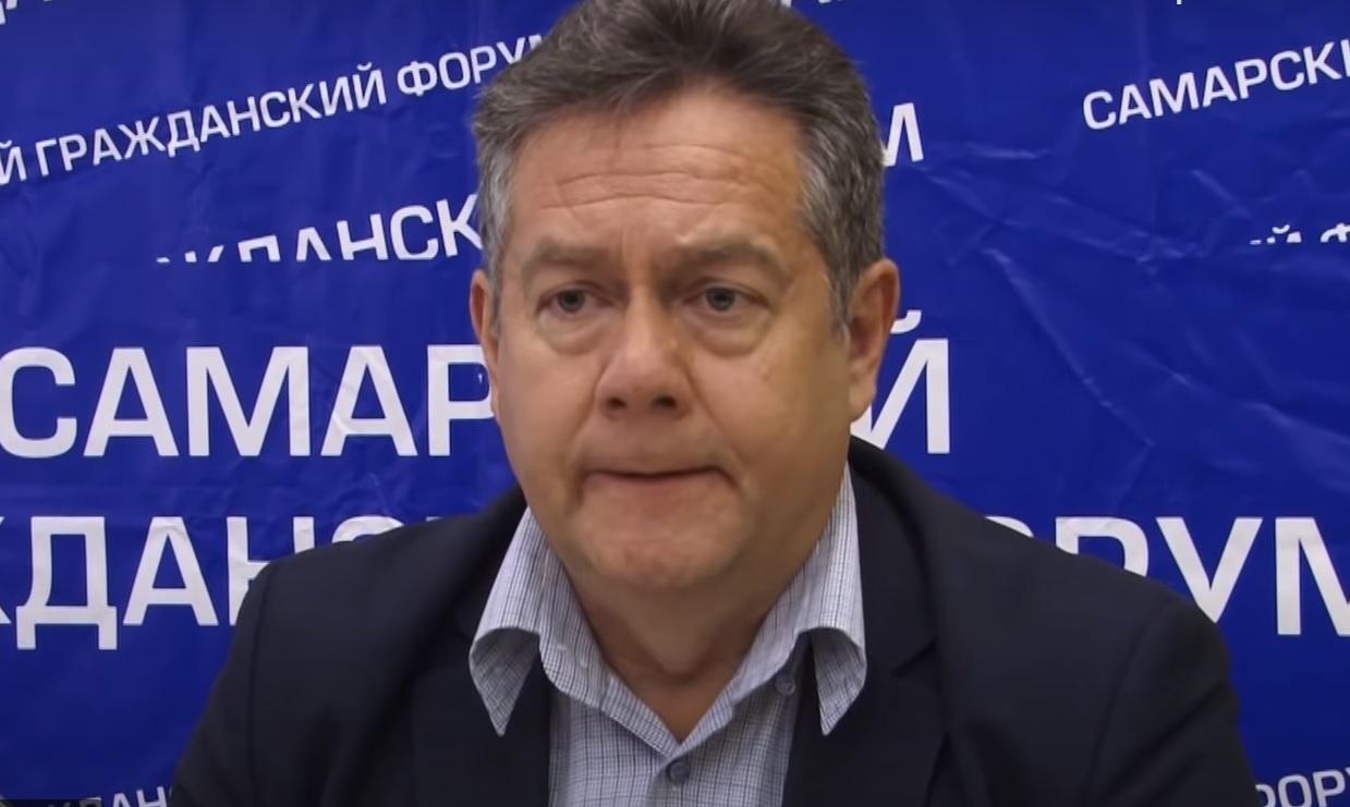 Социалист Платошкин, выступавший в Тольятти, попал под уголовное дело