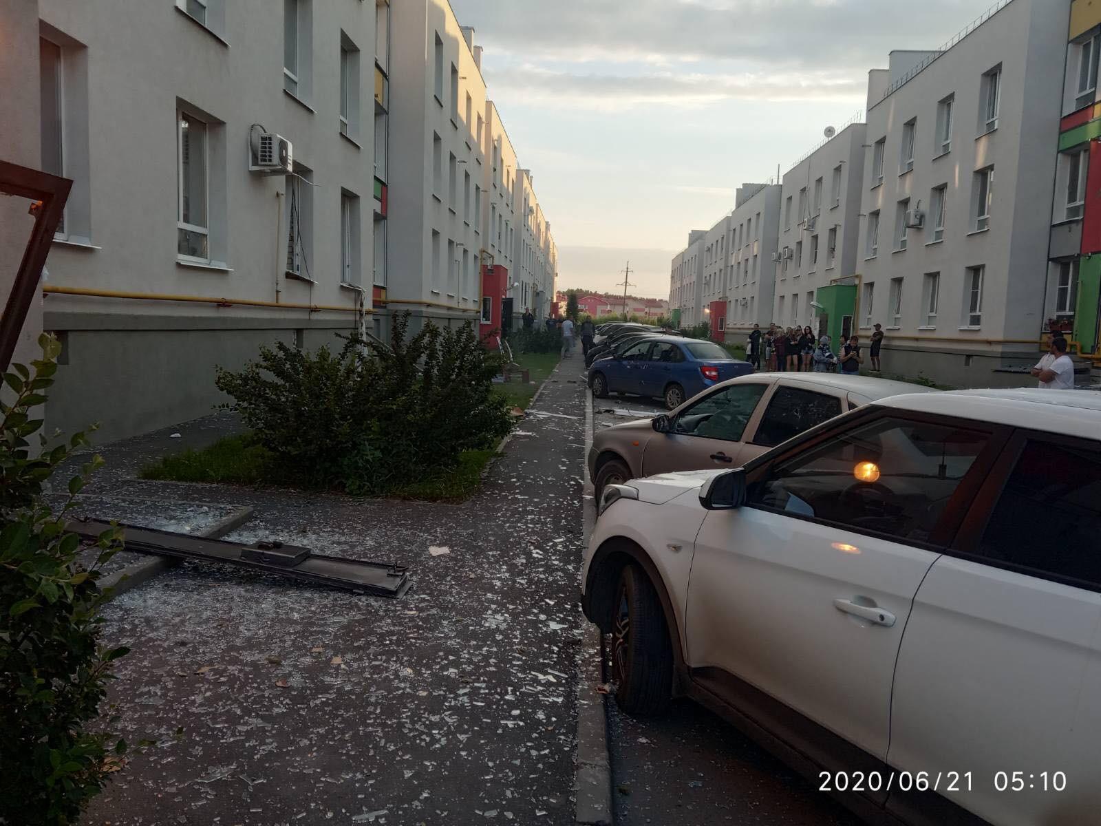 СК возбудил дело после взрыва в жилом доме в Самаре