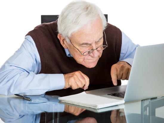 Использование интернета помогает пожилым мужчинам сохранять ясность ума