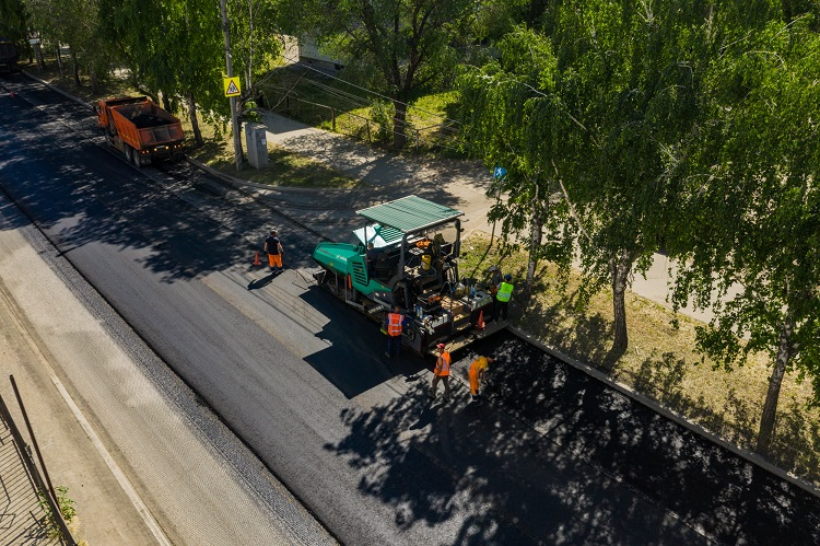В Тольятти к началу июля обновят улицу Победы