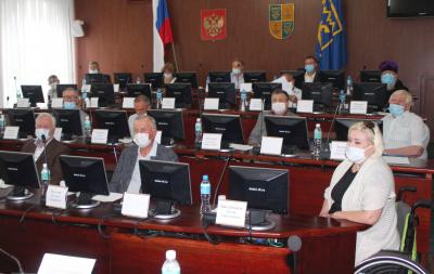 Назван состав Общественной палаты Тольятти второго созыва
