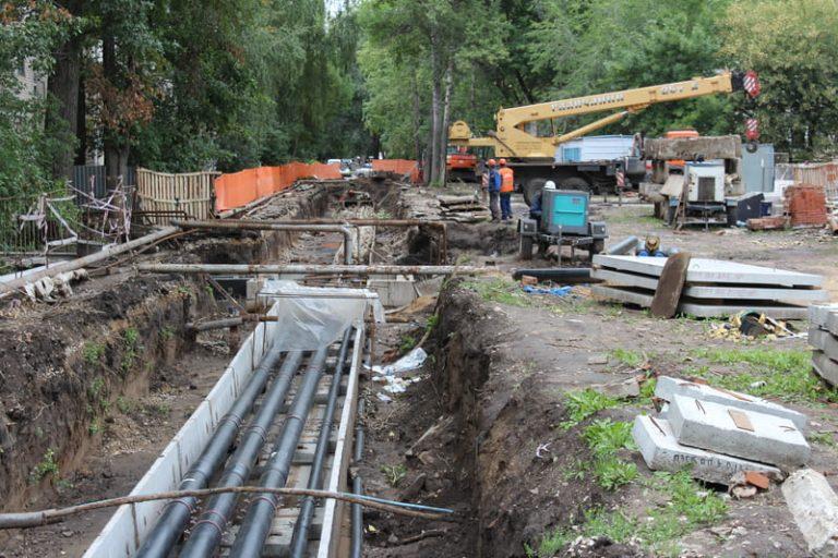На этой неделе горячая вода вернется во все жилые дома Тольятти