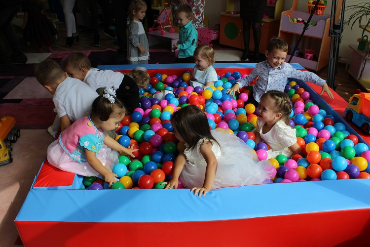 В Тольятти распределили 6,5 тысяч мест в детских садах