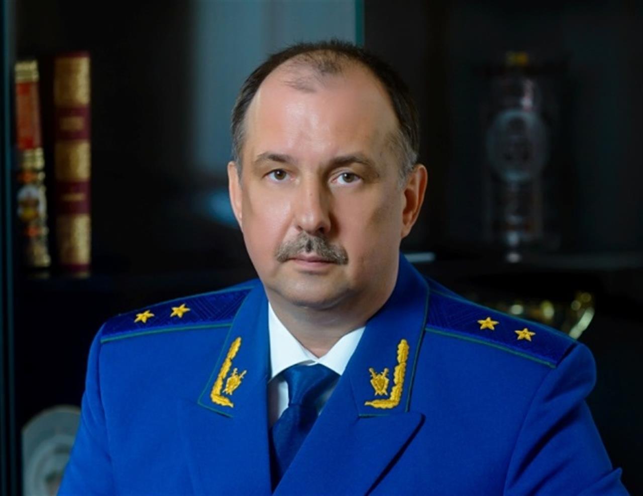 Назван новый прокурор Самарской области