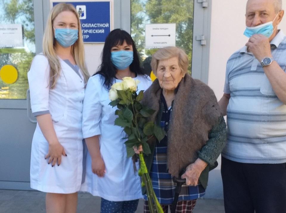 В Самарской области вылечили от коронавируса 95-летнего ветерана