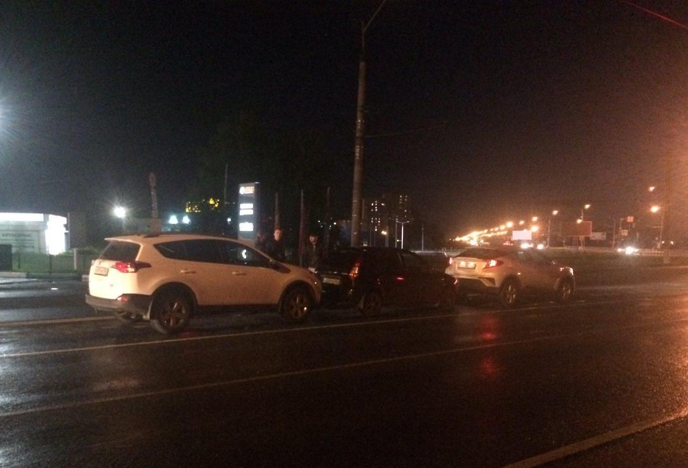 В Тольятти в аварии трех машин пострадал младенец