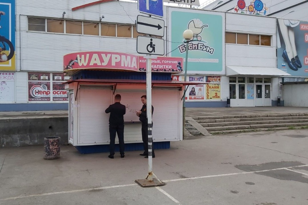 В Тольятти приставы закрыли шаурму из-за иностранца-нарушителя
