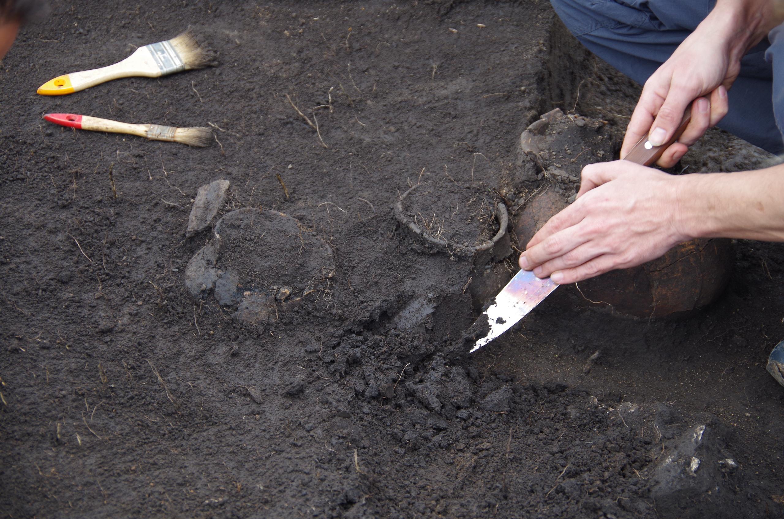 Археологи нашли под Тольятти уникальное захоронение 4 века