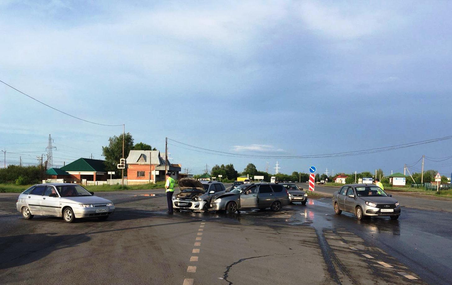 В выходные на улицах Тольятти пострадали 5 детей