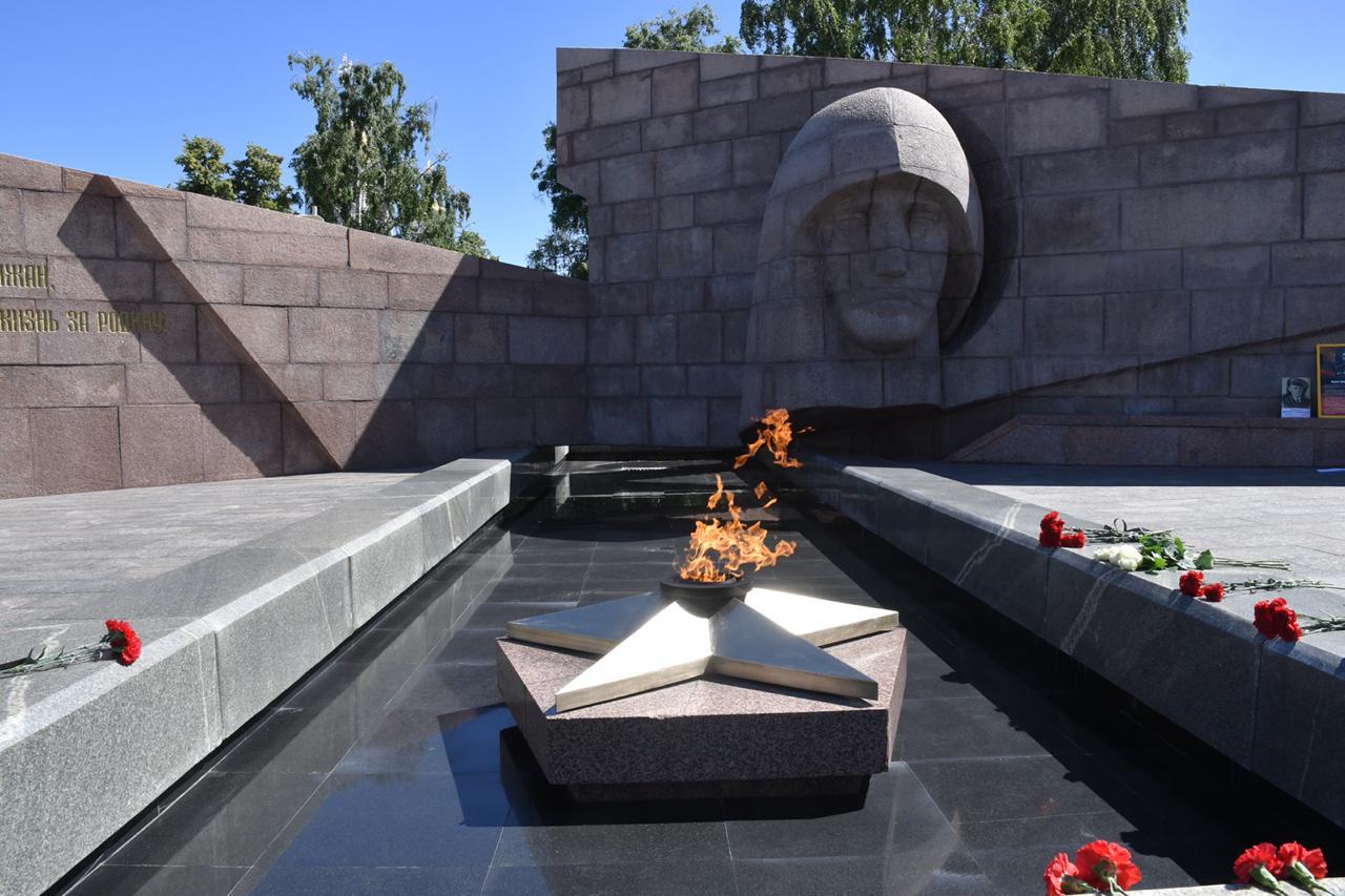 В Самарской области проходят памятные мероприятия, приуроченные ко Дню памяти и скорби 22 июня 2020