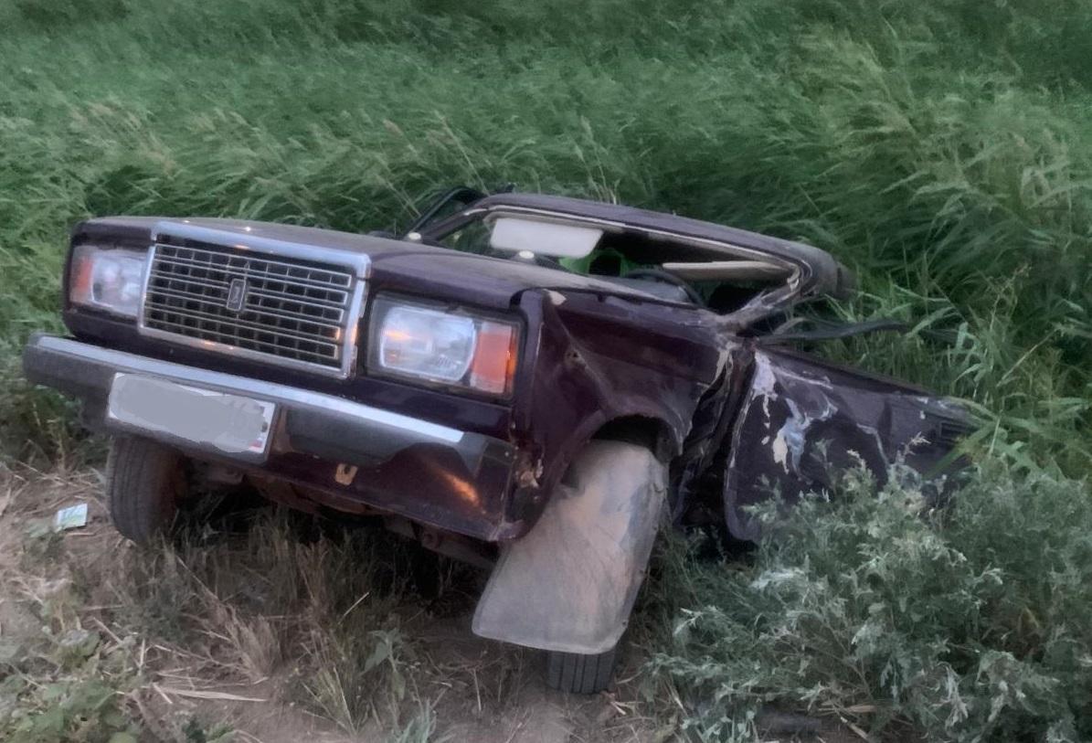 В Самарской области пенсионеры пострадали в аварии, которую устроил пьяный водитель
