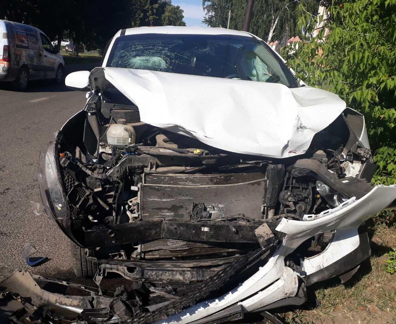 В Тольятти пострадали две женщины, которые не поделили дорогу