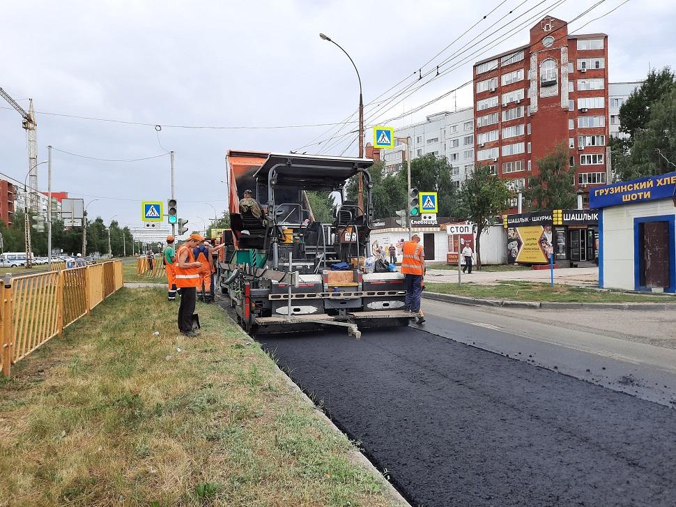 Эксперты не нашли изъянов в ремонте улицы Автостроителей в Тольятти