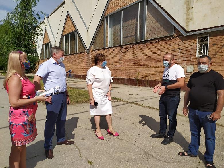 К 1 августа в Тольятти откроются новые площадки для стритбола