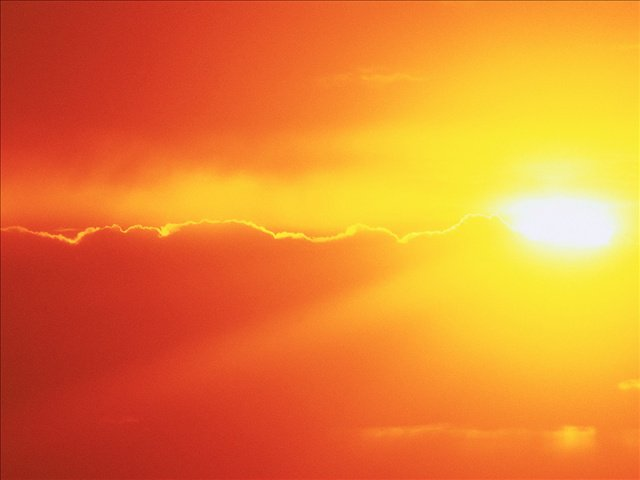 В Самарской области опасный уровень жары