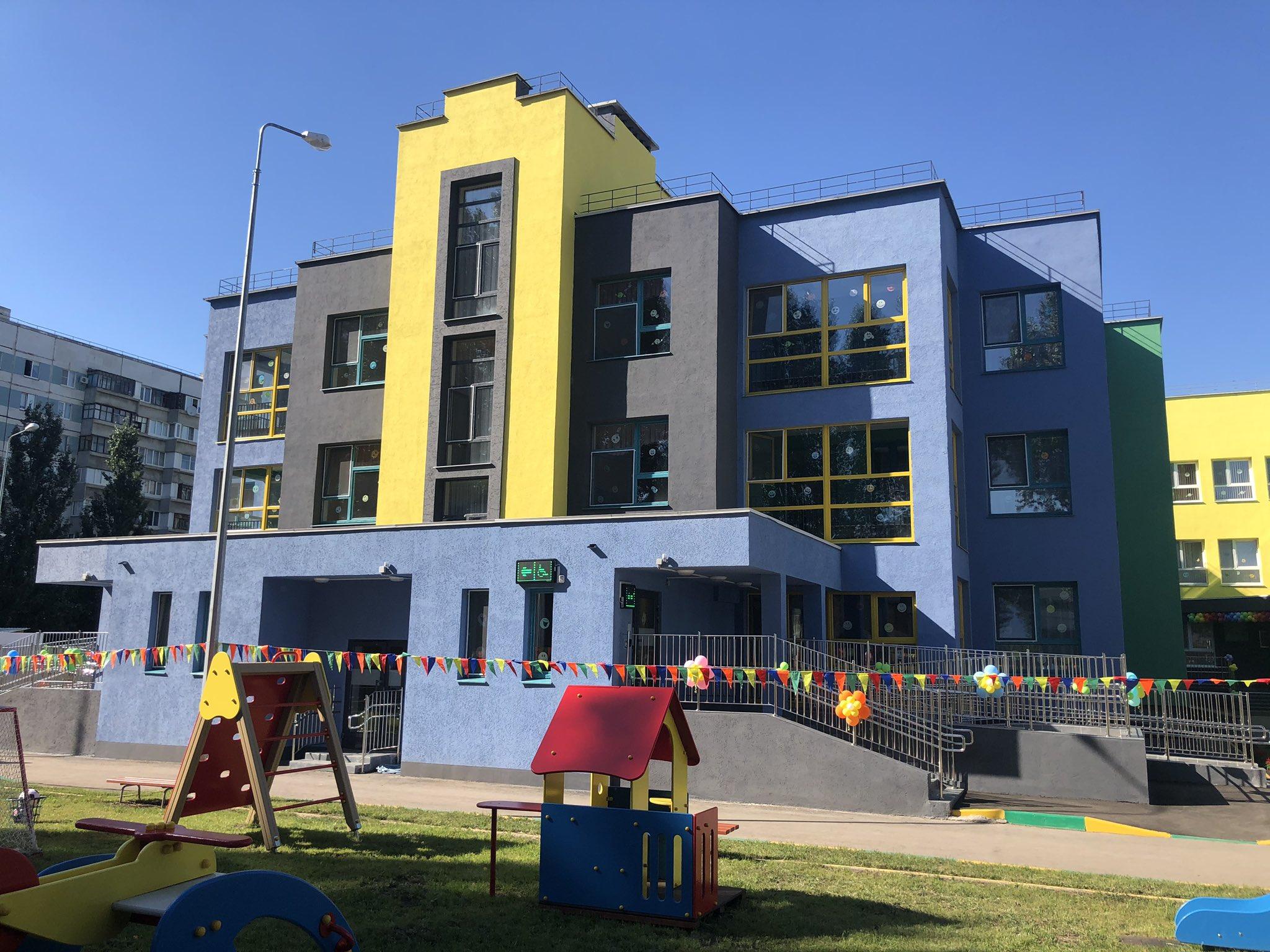 В Тольятти открылся детский сад с математическим развитием
