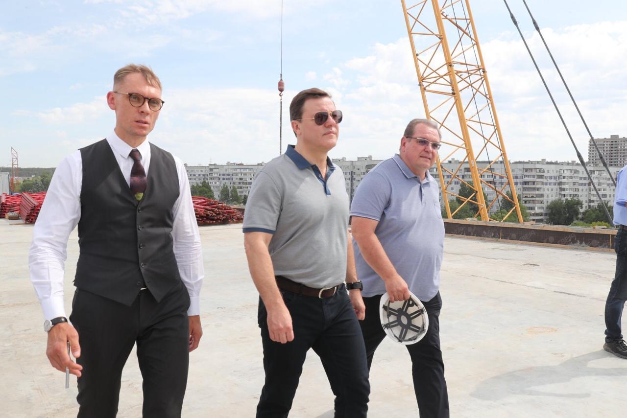 Новую развязку на М-5 в Тольятти хотят открыть к 1 сентября