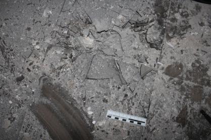 Самарский полицейский закрыл собой женщину, в которую муж бросил гранату