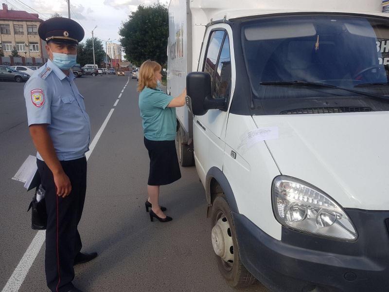 У тольяттинского штрафника забрали «Газель» из-за миллионного долга