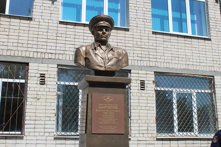 В Тольятти дважды увековечили имя Героя Советского Союза Василия Маргелова